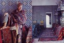 Rugs in culture and art