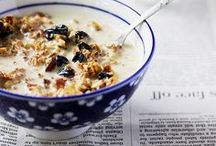 frühstücken.
