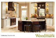 Love the Look? Charlottesville Pages  26-29 / Beautiful kitchens. Here's how we did it.  / by American Woodmark Cabinetry