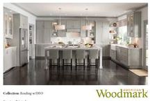 Love the Look? Reading Pages 34-39 / Here's your Mission. Create a great Kitchen. / by American Woodmark Cabinetry