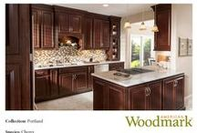 Love the Look? Portland Pages 58-61 / Eye-catching! You bet and you can have this look too. / by American Woodmark Cabinetry