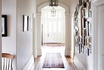 Hallway Inspiration / Runners galore!