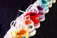 Babyschuhe / Krabbelschuhe Turnschuh Babysneakers Babychucks