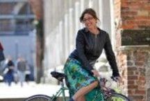 ladra di biciclette / http://ladradibiciclette.it/ the first women's bike blog in Italy, il primo blog sulla bici al femminile in Italia