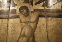 Byzantine and Meta-Byzantine Iconography, Wall Painting, Mosaics and Illuminated Manuscripts.