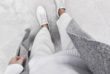 Grey & White | Fashion