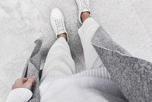 Grey & White | Fashion