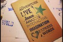 Caderninhos - Note Books - Leva pra Casa / Acesse http://levapracasa.com.br/, ou entre em contato pelo e-mail contato@levapracasa.com.br
