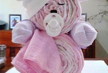 Babies ! We adore! / Baby christenings decos