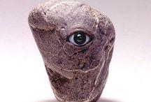 Surrealist stones