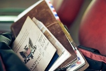 Passports, stamps and borders