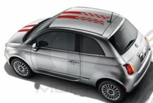FIAT 500 Mopar Accessories / Check out some of the cool customization options available for the FIAT 500 on the Mopar website!  / by FIAT USA