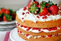 Piece of Cake / Let them eat cake. A collection of cake recipes