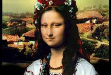 Ukrainian Arts & Culture / The rich heritage and beautiful culture of Ukraine.  / by Miss Teri B