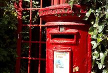 Mail/post boxes