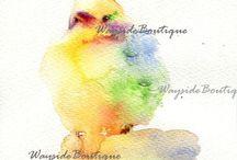 Watercolor Ⅱ