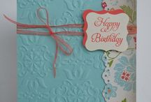 Card and Scrapbook Ideas