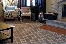 Installations by Creative Carpet & Flooring / Installations by Creative Carpet & Flooring