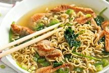 Oodles of Noodles / Whether it's wheat or rice noodles, pasta or vermicelli, it's oodles of noodle recipes.