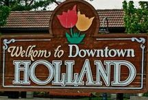 Visit Holland, MI / Discover fun in Holland! / by CityFlatsHotel