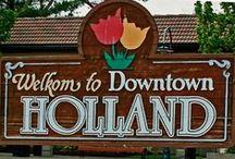 Visit Holland, MI / Discover fun in Holland! / by CityFlatsHotel