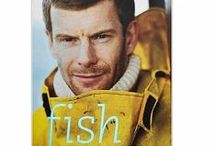 Tom Aiken's Books / A collection of cookery books from celebrity chef Tom Aikens.