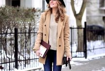 Fall/winter styleinspo / What to wear