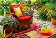 Jardines. / Inspiration/ Gardening/ Tendencia. / by MARI SOL