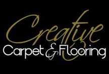 Creative Carpet & Flooring Sales, Events, Info and FUN / Sales, events, tons of flooring info and FUN here at Creative Carpet & Flooring!!!
