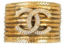 Chanel Estate Jewelry / Stunning Chanel fine jewelry and Chanel costume jewelry offered for sale on Incollect
