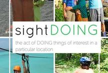 SightDOING around the World / Better than sightseeing, sightDOING is all about experiential tourism!  Get interactive and try hands-on experiences to make your trip more memorable. (adventure travel, outdoor travel, hands-on classes, workshops, cultural immersion, unique activities, and more)