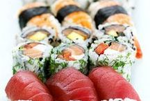 Splendid Sushi / Who doesn't love a good sushi roll? The Carvonis Group appreciates the delicious art known as sushi. Get inspired and get hungry with these fantastic sushi rolls!
