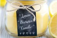 Carvonis Candles / Who doesn't love a delicious smelling candle! At Carvonis Group, we believe our surroundings are important for success! Spice up your work environment with a sweet smelling candle!