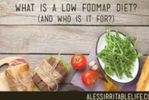 Low FODMAP Diet Facts / The low FODMAP diet can help over 75% of people who suffer from IBS. Here are lots of details about the diet, what it requires and who should follow it.