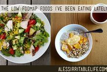 Low FODMAP Tips / Tips to help make a low FODMAP diet easier to follow