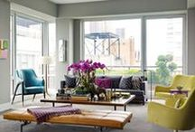 Interior Designer's Homes / From a Bahamas getaway to a Brooklyn family home, see how top interior designers live.