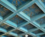 Ceilings to Look Up To / Stylish ceilings to inspire heavenly thoughts