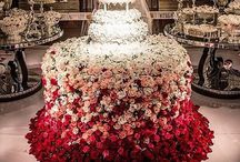 Flower Arrangement for weddings receptions & more / Flower arregments for any ocasion / by Pao K