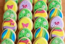 Galletas decoradas de Kiara's cakes