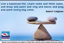 Quotes / Motivational & inspiring quotes; quotes on finance & investments