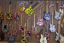 GUITARS! / PLAY!!!!!!!!!!!!!!! / by Shane Perry
