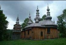 Cerkiew drewniana w Polsce