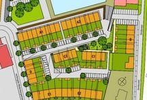 Woningmarkt / Nieuwbouw projecten, nieuwbouwwijken, woningen huur en koop, bestaande bouw