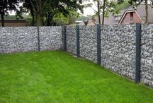 Privacy_fence / Privacy fence: DHW ZichtDicht lamellen