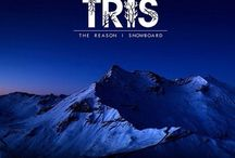 TRIS Group Board / A board shared by snowboarders -- if you would like to be added to share your snowboard related pins message us!! / by The Reason I Snowboard