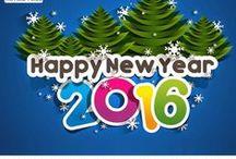 Quantum New Year Calendar / New Year Calendar 2015