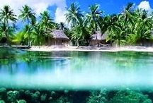 Must Travel / A collection of beauty around the world. Places I wouldn't mind visiting in my lifetime :)