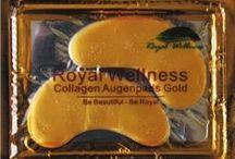 Royal Wellness - Gesichtspflegeprodukte Hautpflegeprodukte Kosmetik / Royal Wellness - Pflegeprodukte und Kosmetik aus Korea und Asien www.royal-wellness.de