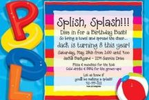 Birthday-splash park / by Jessica Boone
