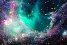 Space ☆ ✮ ✯ / The galaxy, stars, constellations and fun facts about the vast space of vacuum we live in.